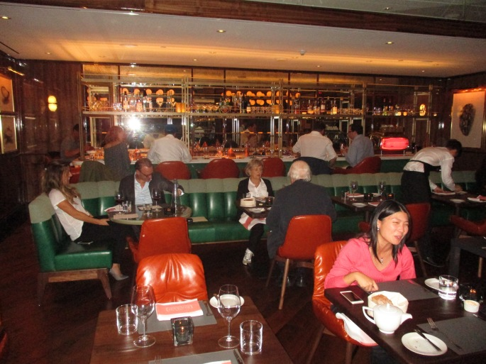 cafe boulud- bar